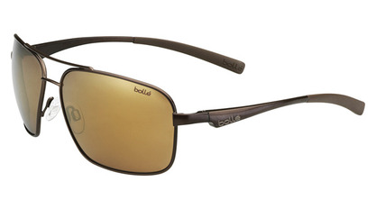 Brisbane Matte Brown Polarized AG-14 picture