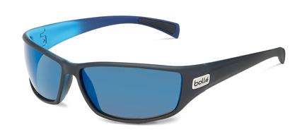 Bollé Heron-Matt Black/Blue-Polarized TNS oleo AR 0o0LD94