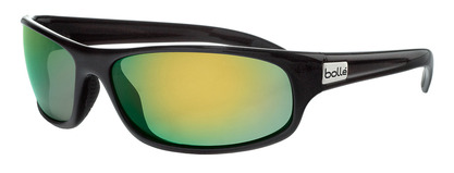 Anaconda Matte Black  Polarized Brown Emerald oleo AF picture