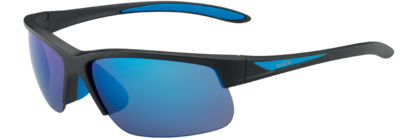 Breaker Matte Black/Blue Polarized Offshore Blue oleo AR picture