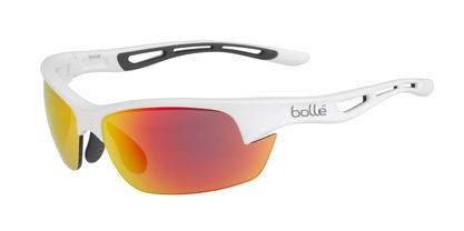 Bolt S Matte White/Grey rubber TNS Fire picture
