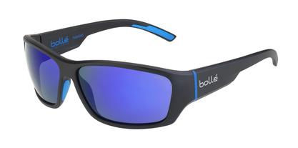 Ibex Matte Black Blue Polarized GB10 Oleo AF picture