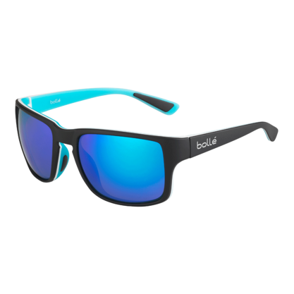 Slate Matte Black Blue Polarized Offshore Blue oleo AR picture