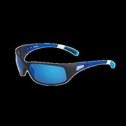 Recoil Matte Black/Blue Polarized Offshore Blue oleo AR picture