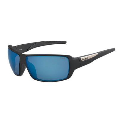 Cary Matte Black Polarized Offshore Blue oleo AR picture