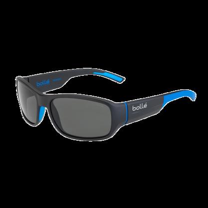 Heron Matte Black Blue Polarized TNS Oleo AR picture