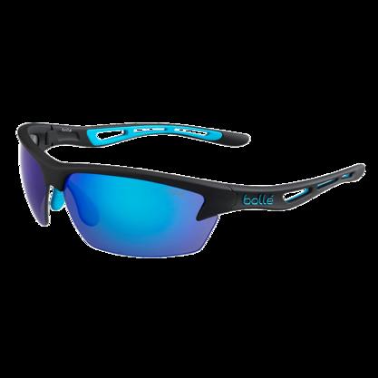 Bolt Matte Black/Blue rubber TNS Blue PC picture