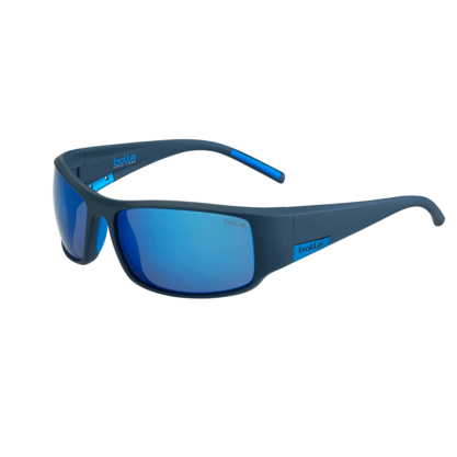 King Matte Mono Blue Polarized Offshore Blue oleo AR picture