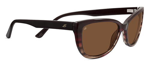 Sophia Red Taupe Tortoise Polarized Drivers picture