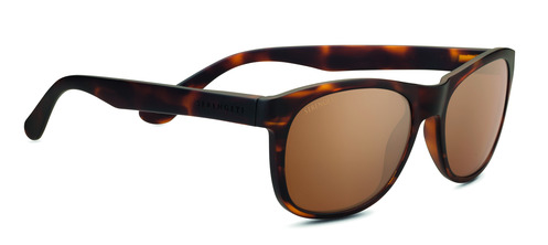 ANTEO Satin Tortoise Polarized Drivers Gold picture