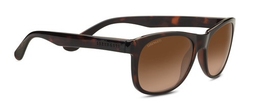 ANTEO Shiny  Dark Tortoise Polarized Drivers gradient picture