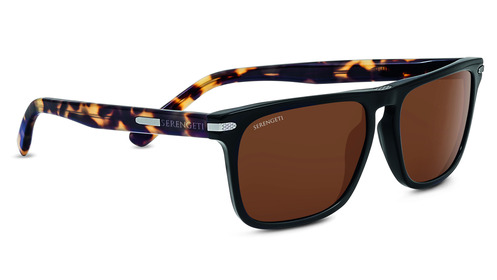 Carlo Large Black/Mossy Oak Polarized Drivers picture