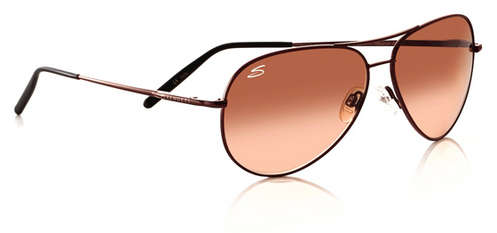 Medium Aviator Henna Non Polar Drivers Gradient 6 Base picture