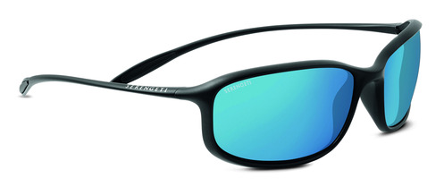 Sestriere Satin Black Polar PhD 555nm Blue picture