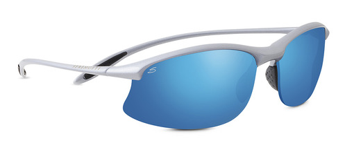Maestrale Metallic Silver Polar PhD 555nm Blue picture