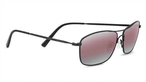 Corleone Satin Black  Polarized Sedona Bi Mirror picture