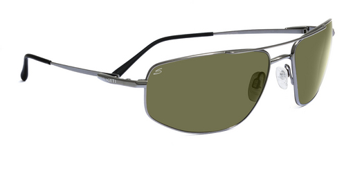 Levanto  Shiny Gunmetal  Polarized 555nm picture