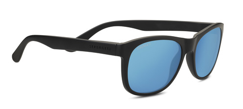 ANTEO Satin Black Polarized 555nm Blue picture