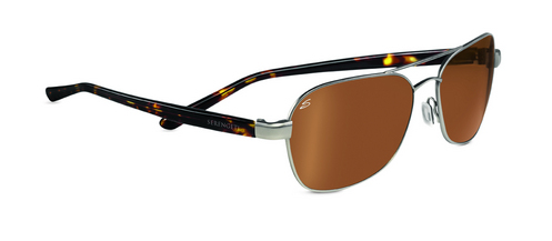 Volterra  Satin Gold / Dark Tortoise Polarized Drivers Gold picture