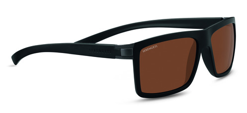 Brera Sanded Black  Polarized Drivers picture
