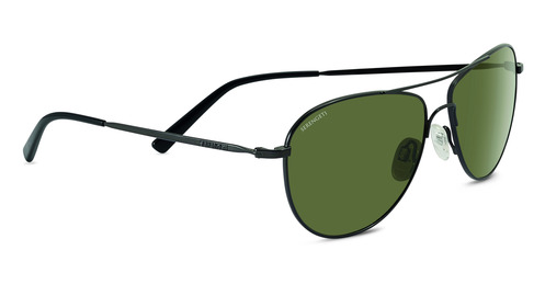 Alghero   Shiny Dark Gunmetal  Polarized 555nm picture