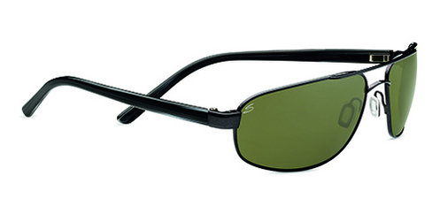 Livigno Shiny Gunmetal / Grey Stripe Polarized 555nm picture