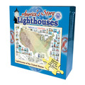 America's Story Jigsaw Puzzle - Lighthouses of the U.S.A.