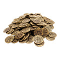 Bag of 150 Small Gold Doubloons