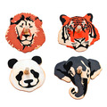 Zoo Spinners - Set of 4