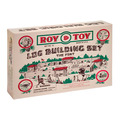 Roy Toy Fort in a Box (38 pieces)