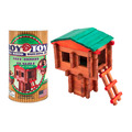 Roy Toy Tree House Mini Canister (71 pieces)