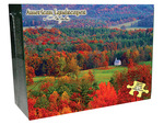 American Landscapes Jigsaw Puzzle - Smoky Mountains