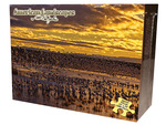 American Landscapes Jigsaw Puzzle - Rio Grande Crane Migration