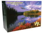 American Landscapes Jigsaw Puzzle - Rocky Mountains