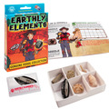 Earthly Elements - Real Fossil Collection