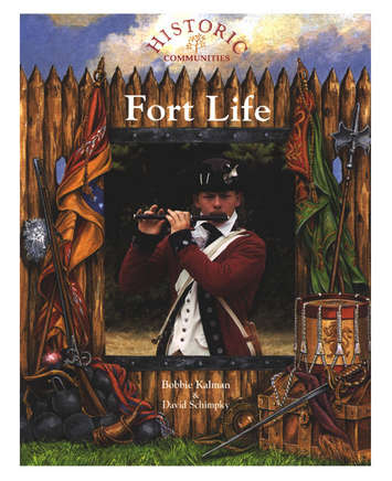 Fort Life Softcover Book picture