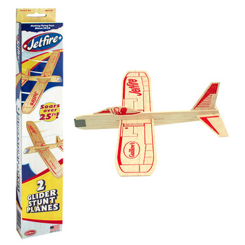 Channel Craft - Guillow's Jetfire Glider Twin Pack