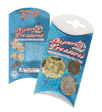 Shipwreck Treasures Coin Pack picture