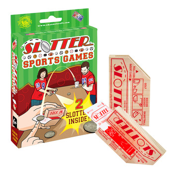 SLOTTER Sports Games picture