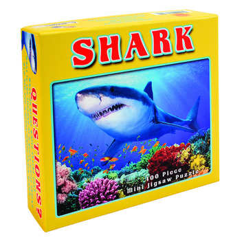 Great White Shark Mini Jigsaw Puzzle picture