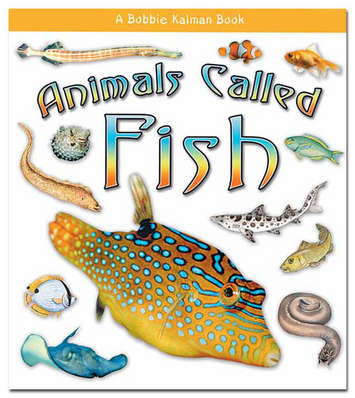 Animals Called Fish Softcover Book picture