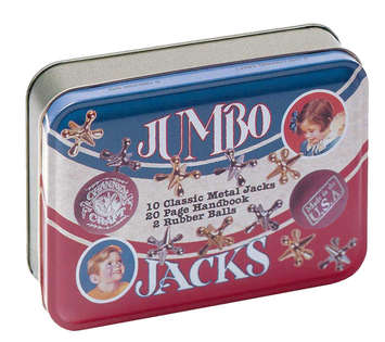 Jumbo Jacks in a Classic Toy Tin picture