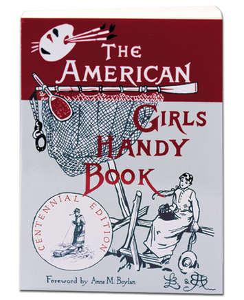 American Girls Handy Book picture