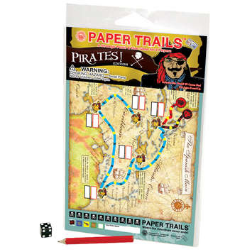 Pirates! Paper Trails Game picture
