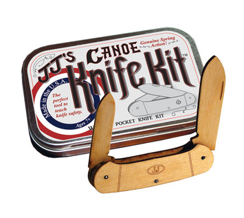 J.J.'s Canoe Knife Kit picture