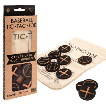 Baseball Tic-Tac-Toe To Go picture