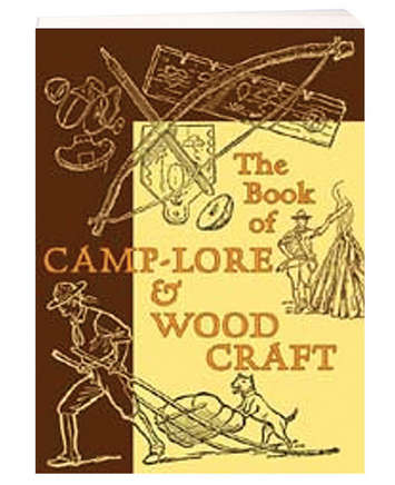 Handy Book Camp Lore & Wood Craft picture