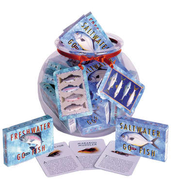 "Saltwater Go ""Fly"" Fish Cards picture"