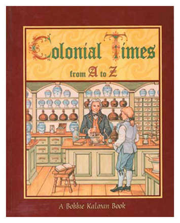 Colonial Times Softcover Book picture