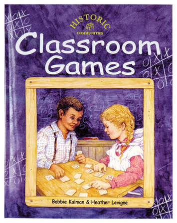 Classroom Games Softcover Book picture